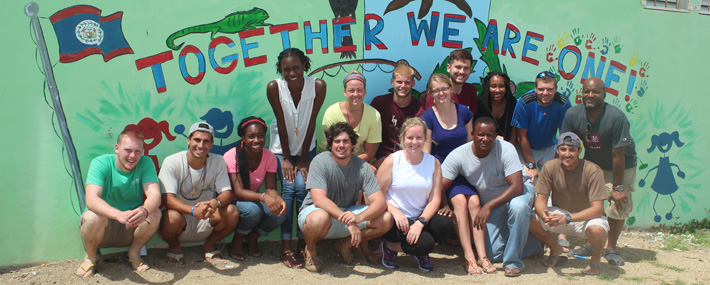 Belize Summer Camp 2014- Group