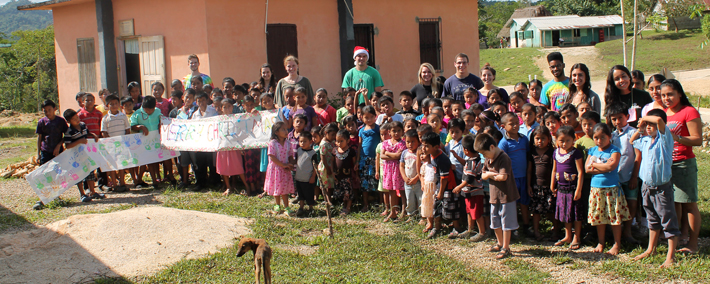 Belize Christmas Camp 2013