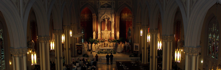 Centennial Mass-April 2012